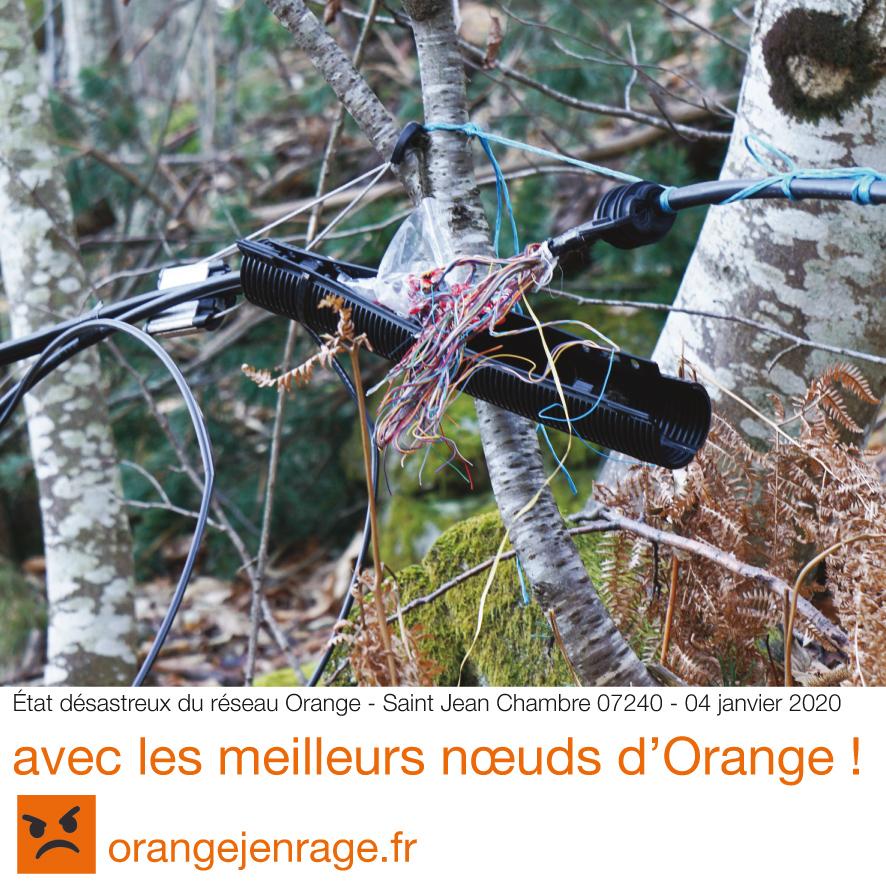 avec les meilleurs nœuds d'Orange !