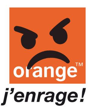 Orange, service clients en bas débit !