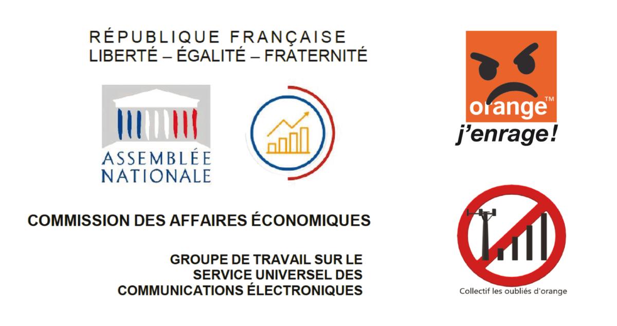 Bilan d'étape : les propositions des collectifs d'usagers et les conclusions de Mme Célia de Lavergne à l'Assemblée nationale