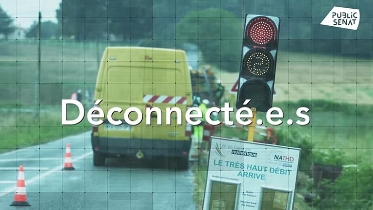 Déconnecté·e·s, les oubliés du numérique – Documentaire sur Public Sénat