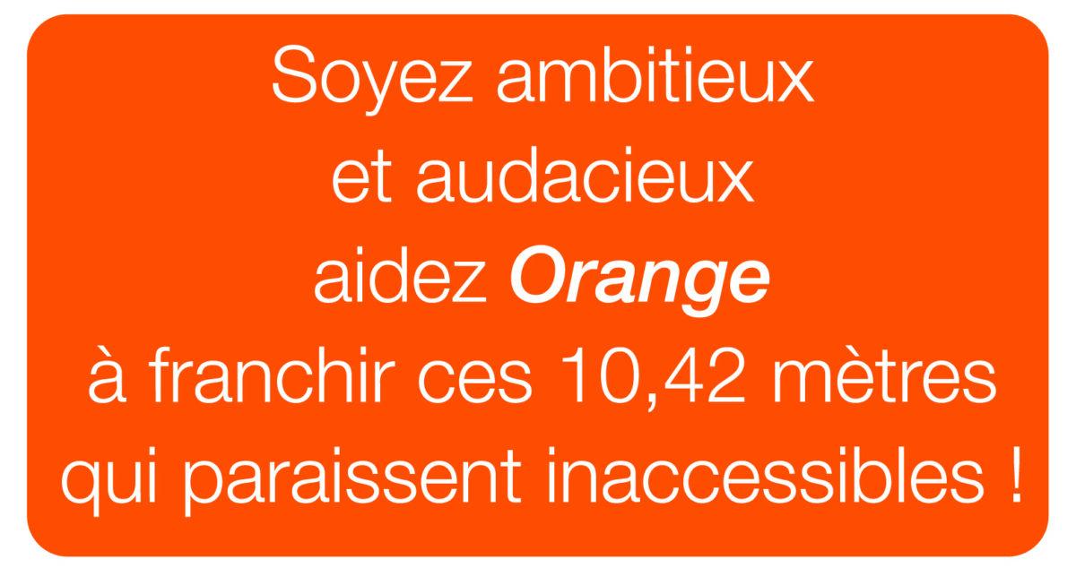 Aidons Orange en Isère !